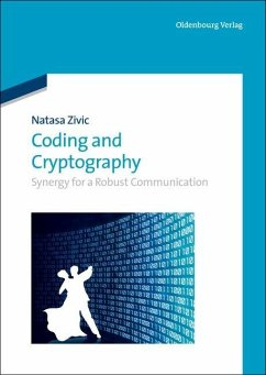 Coding and Cryptography - Zivic, Natasa