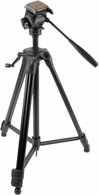 walimex Fw-3970 Kamerastativ Semi-Pro Stativ mit Neiger, 172cm
