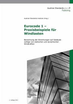Eurocode 1 – Praxisbeispiele für Windlasten (eBook, PDF)