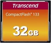 Transcend Compact Flash 32GB 133x