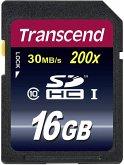 Transcend SDHC 16GB Class 10