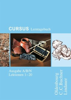 Cursus Ausgabe A/B/N - Lerntagebuch
