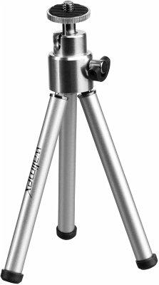 walimex wT-070 Ministativ mit Kugelkopf, 26cm