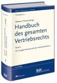 Handbuch des gesamten Vertriebsrechts, Band 2: Der Ausgleichsanspruch des Handelsvertreters