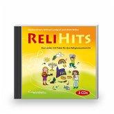 Das Lieder-CD-Paket für den Religionsunterricht, 3 Audio-CDs / ReliHits - Lieder für den Religionsunterricht