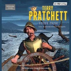 Steife Prise (MP3-Download) - Pratchett, Terry