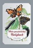 """Mein persönliches Notizbuch """"Fauna"""""""