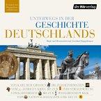 Unterwegs in der Geschichte Deutschlands (MP3-Download)
