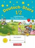 Deutsch-Stars 1./2. Schuljahr. Lesetraining Ritter, Räuber und Piraten