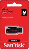 SanDisk Cruzer Blade 32GB USB Stick
