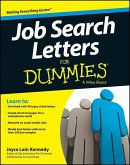 Job Search Letters For Dummies (eBook, PDF)