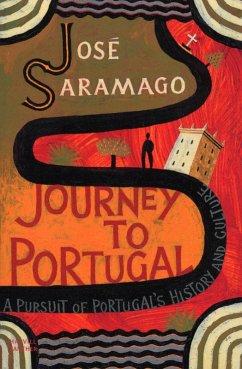 Journey to Portugal (eBook, ePUB) - Saramago, José
