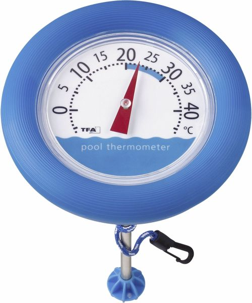 Tfa poolwatch schwimmbadthermometer for Schwimmbadthermometer