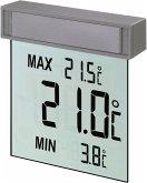 TFA 30.1025 digitales Fensterthermometer