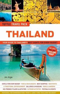 Thailand Tuttle Travel Pack (eBook, ePUB) - Algie, Jim