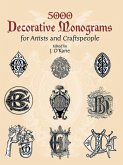 5000 Decorative Monograms for Artists and Craftspeople (eBook, ePUB)