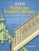200 Victorian Fretwork Designs (eBook, ePUB)