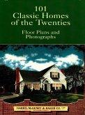 101 Classic Homes of the Twenties (eBook, ePUB)