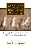 Conservation of the Black-Tailed Prairie Dog (eBook, ePUB)