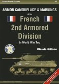 Armor Camouflage & Markings of the French 2nd Armored Division in World War Two
