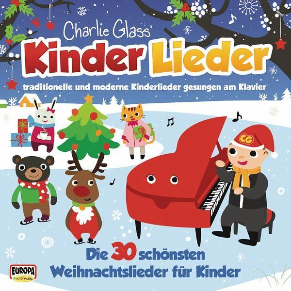 Moderne Weihnachtslieder Kindergarten.Kinder Weihnacht Die 30 Schönsten Weihnachtslieder Für Kinder 1 Audio Cd