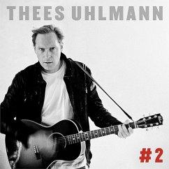#2 (Limitierte 2cd Edition) - Uhlmann,Thees