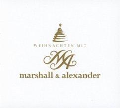 Frohe Weihnachten - Marshall & Alexander