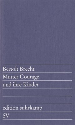Mutter Courage und ihre Kinder (eBook, ePUB) - Brecht, Bertolt