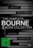 The Complete Bourne 4 Movie Collection (4 Discs)