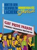 Hinter den schwulen Lachern (eBook, PDF)