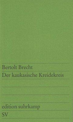 Der kaukasische Kreidekreis (eBook, ePUB) - Brecht, Bertolt