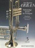 Vollständige Schule für Trompete, Flügelhorn, Cornet à Pistons, Tenorhorn