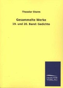 Gesammelte Werke - Storm, Theodor