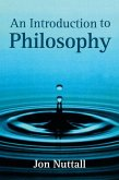 An Introduction to Philosophy (eBook, ePUB)