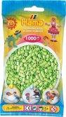 Hama® Bügelperlen Midi - Pastell Grün 1000 Perlen