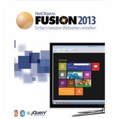 NetObjects Fusion 2013 Upgrade auf NetObjects Fusion 2013 (Download für Windows)