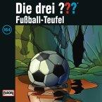 Die drei Fragezeichen und der Fußball Teufel / Die drei Fragezeichen - Hörbuch Bd.164 (1 Audio-CD)