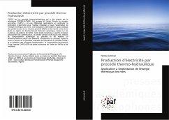 Production d'électricité par procédé thermo-hydraulique