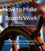 How to Make Boards Work: An International Overview
