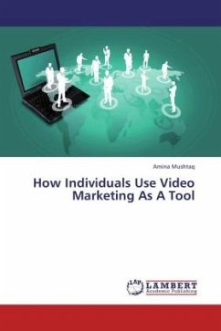 How Individuals Use Video Marketing As A Tool