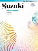 Suzuki Harp School, Harp Part, m. Audio-CD