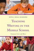TEACHING WRITING IN THE MIDDLEPB