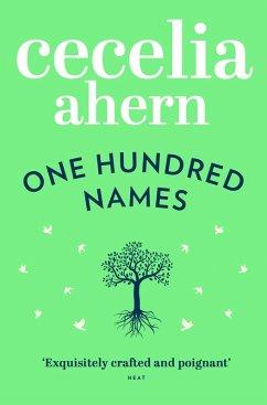 One Hundred Names (eBook, ePUB) - Ahern, Cecelia