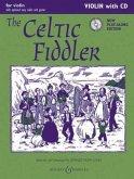 The Celtic Fiddler, Violin Edition, Violine (2 Violinen), Gitarre ad libitum, m. Audio-CD