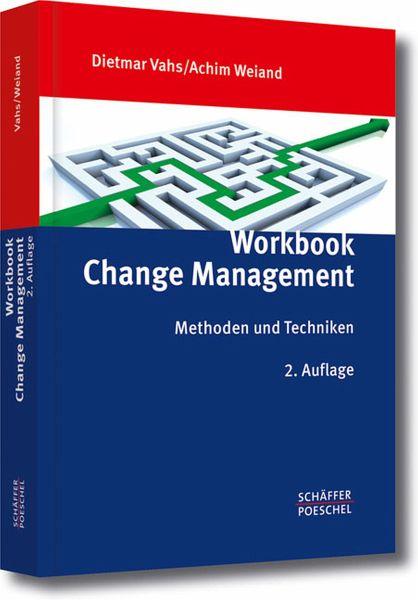 Workbook Change Management (eBook, PDF) - Vahs, Dietmar; Weiand, Achim