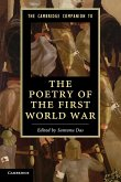 The Cambridge Companion to the Poetry of the First World War