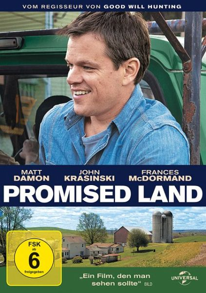 Promised Land - Matt Damon,John Krasinski,Frances Mcdormand