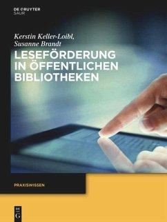 Leseförderung in Öffentlichen Bibliotheken