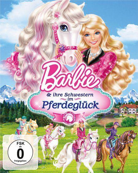 barbie ihre schwestern im pferdegl ck film auf blu ray. Black Bedroom Furniture Sets. Home Design Ideas