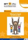 MFT 4-8 Stars - Für 4- bis 8-Jährige mit spezieller Therapie der Artikulation von s/sch - Übung & Spaß mit Muki, dem Affen